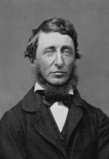 Henry David Thoreau: I wished to live deliberately