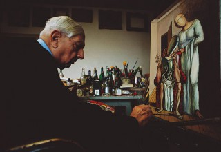 Thoughts to reflect on: Giorgio de Chirico and his Metaphysical painting